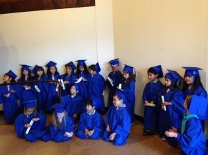 Our 2013 graduates!